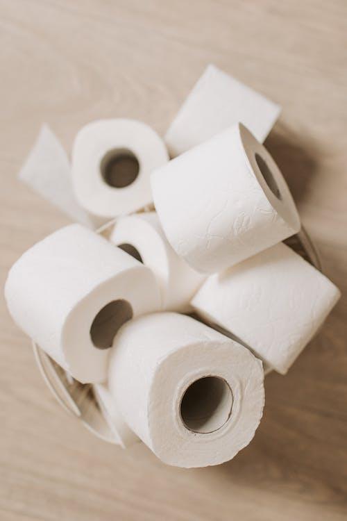Бесплатное стоковое фото с covid-19, бумажные салфетки, Ванная комната