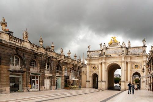 Foto profissional grátis de antigo, arc héré, arcada, arquitetura