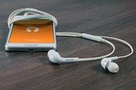 smartphone, technology, music