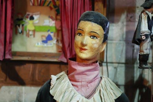 Foto profissional grátis de arte, boneco, escultura, estátua