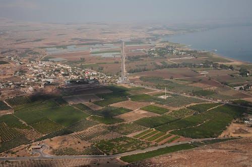 Foto profissional grátis de estrada, Israel, via, vista aérea