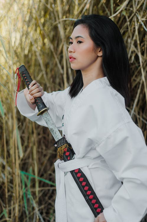 Gratis stockfoto met Aziatische vrouw, held, iemand