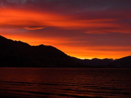 Základová fotografie zdarma na téma červená, hora, krajina, krásný