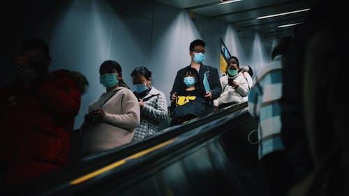 Immagine gratuita di covid-19, gente comune, maschere