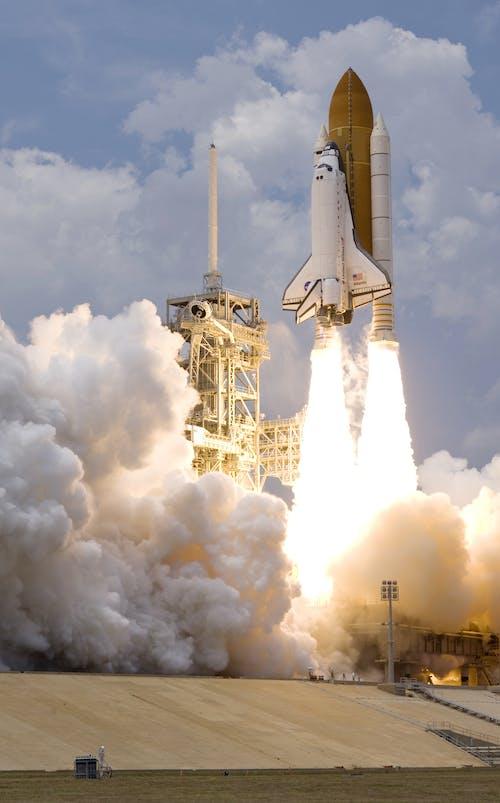 Immagine gratuita di blastoff, booster, decollare, decollo