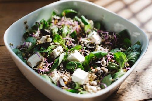 Fotos de stock gratuitas de bol, cena, comida, comiendo sano