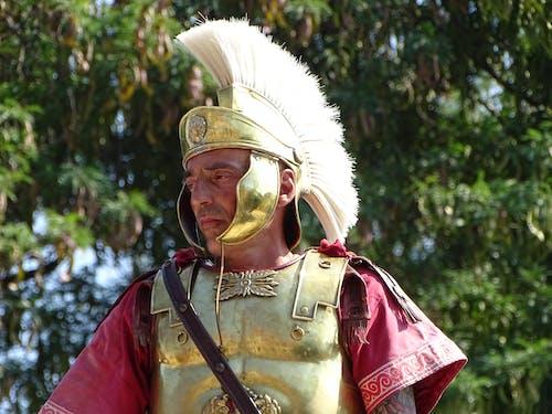 Foto profissional grátis de Roma, soldado