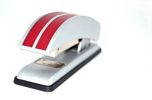 aygıt, ekipman, kırmızı çizgiler, ofis ekipmanı içeren Ücretsiz stok fotoğraf