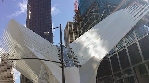 철골 구조, 콘크리트 구조물, 현대적인의 무료 스톡 사진