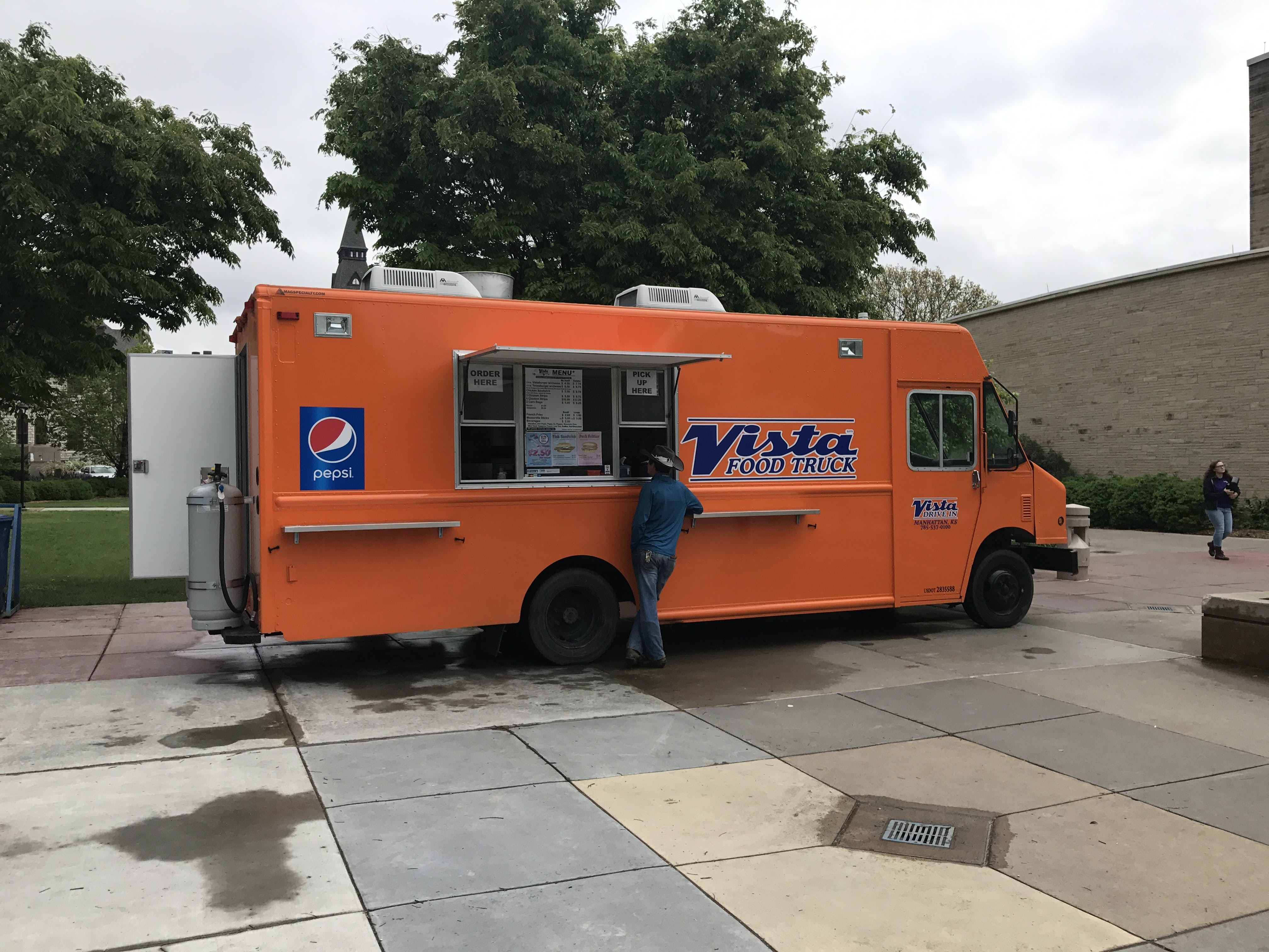Free stock photo of food truck