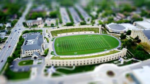Miniatur Stadionfigur
