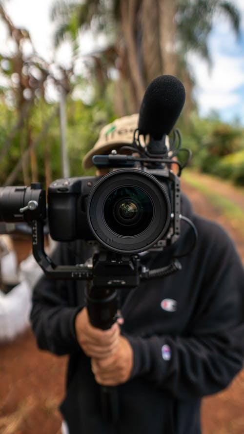 Kostenloses Stock Foto zu ausrüstung, elektrik, elektronik, kamera