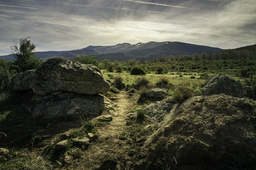 Free stock photo of landscape, mountains, rocks, spain