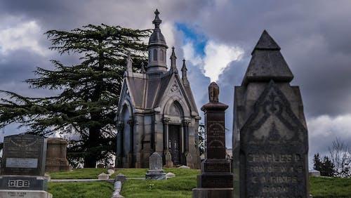 Free stock photo of cemetary, grave, grave stones