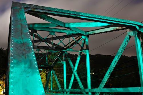 Free stock photo of bridhe, long exposure, night