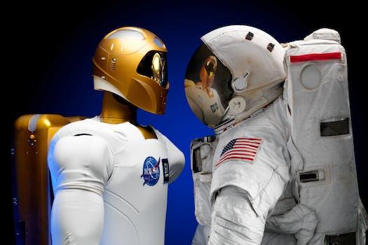 Free stock photo of technology, astronaut, future, robot