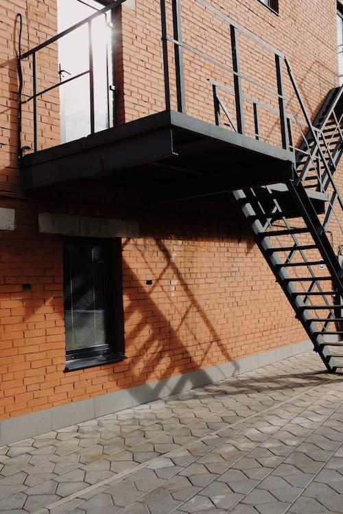 Fotos de stock gratuitas de al aire libre, arquitectura, barandilla