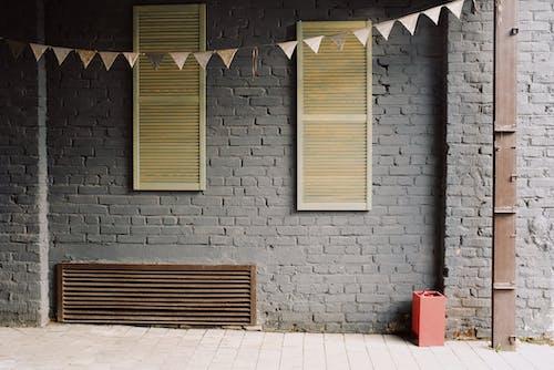 Foto profissional grátis de antigo, ao ar livre, aparência, apartamento