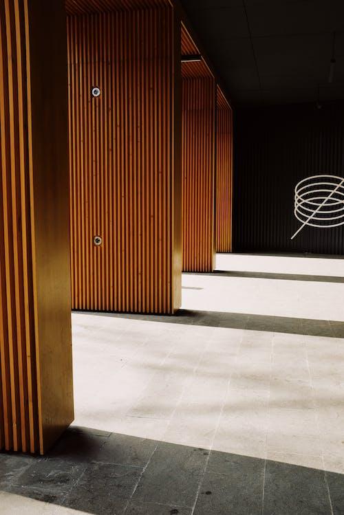 Fotobanka sbezplatnými fotkami na tému architektúra, betón, budova, chodba