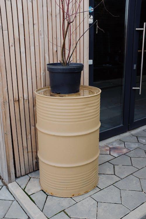 Fotos de stock gratuitas de arquitectura, barril, barril de petróleo