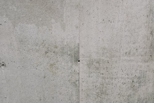 White and Gray Concrete Wall