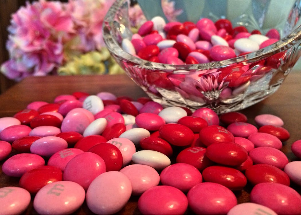 bonbon, csokoládé, édesség