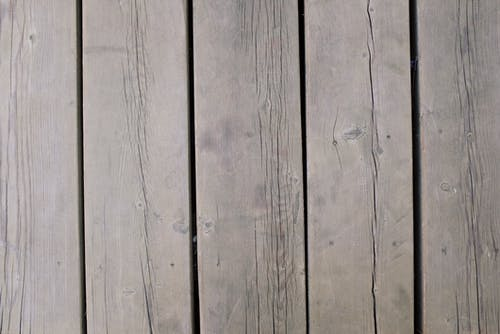 Gray Wooden Plank in Close Up Photography