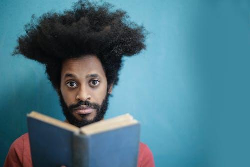 Immagine gratuita di acconciatura, afro, apprendimento, barba