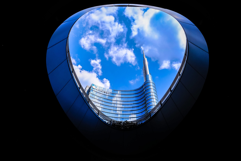 คลังภาพถ่ายฟรี ของ กระจก, การสะท้อน, การออกแบบสถาปัตยกรรม, ทันสมัย