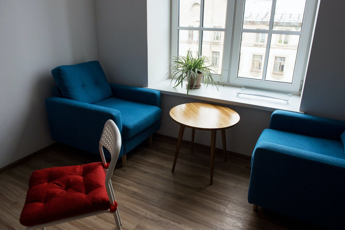 apartmán, atmosféra, biela