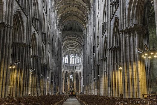 Kostenloses Stock Foto zu kunst, gebäude, architektur, kirche