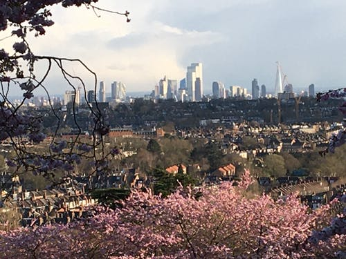 Free stock photo of city view, early spring, London in spring