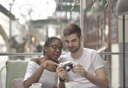Photos gratuites de amour, amusement, appareil photo