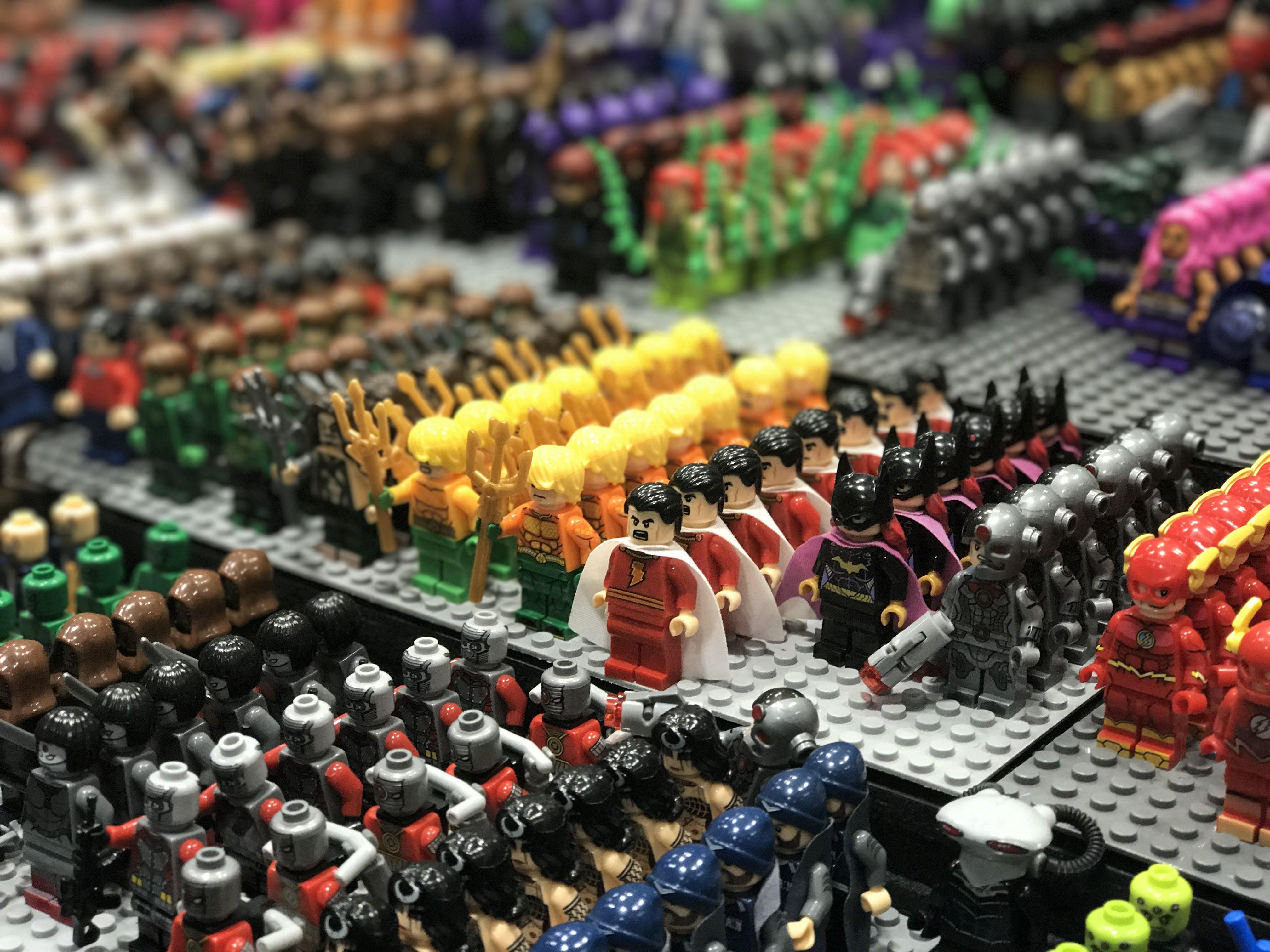 Free stock photo of toys, lego