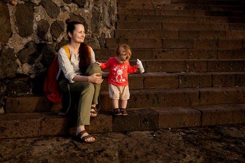 Imagine de stoc gratuită din a fi mamă, adorabil, afecțiune