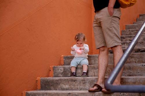 Ảnh lưu trữ miễn phí về ánh sáng ban ngày, các bước, cầu thang