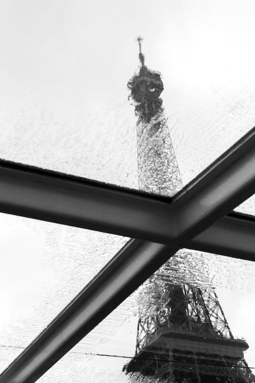 Foto profissional grátis de água, alto, arquitetura, chovendo