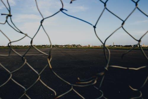 Foto d'estoc gratuïta de barrera, camp, carrera, divisió