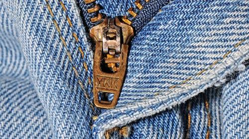 Kostenloses Stock Foto zu blau, denim, hose, jeans