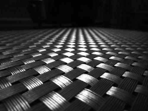 Gray Woven Pavement