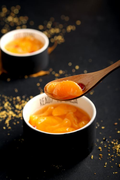 Peaches in Sugar Syrup