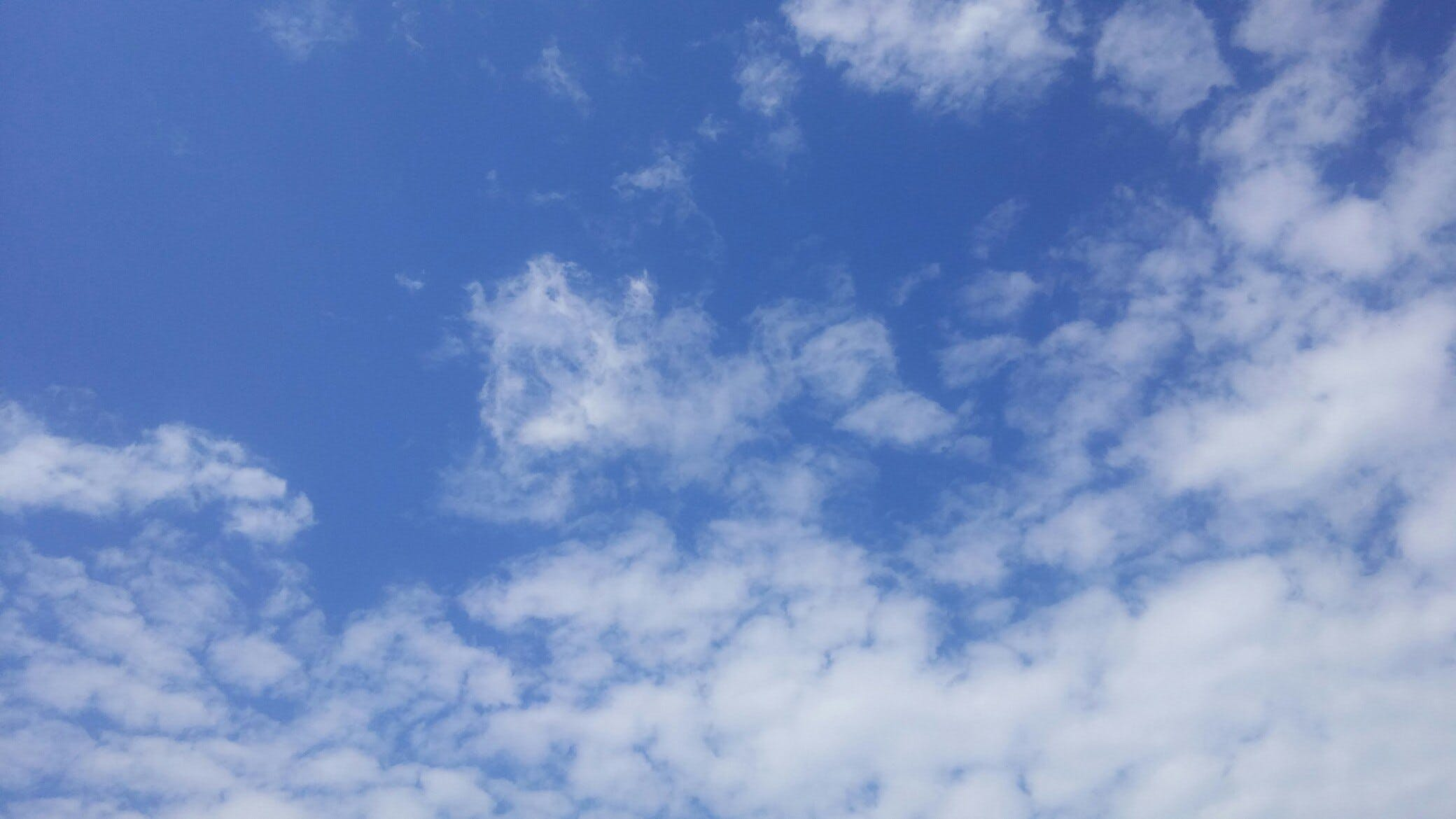Free stock photo of clouds, sky