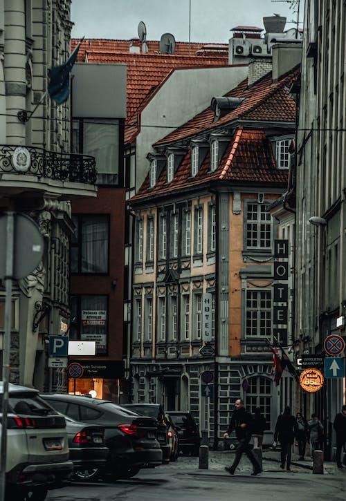 Kostenloses Stock Foto zu architektur, gebäude, stadt, städtisch