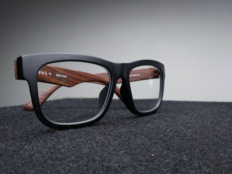Free stock photo of fashion, glasses, eyewear