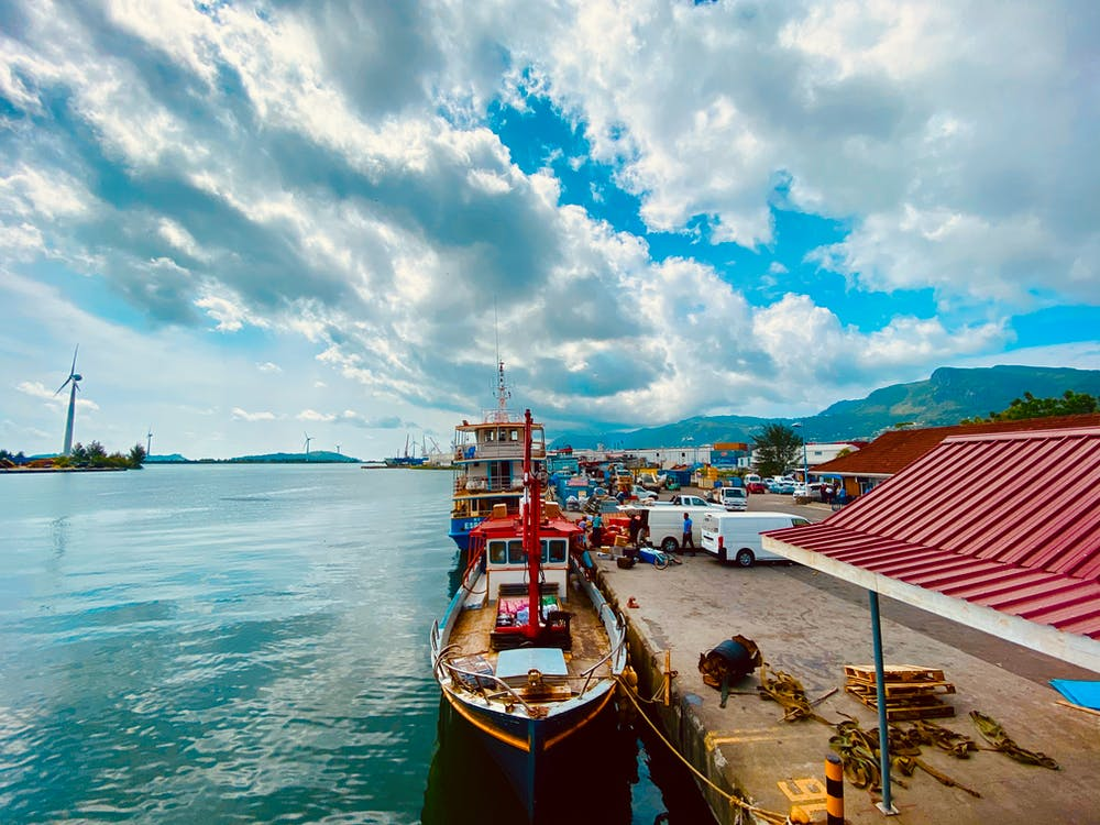 Free stock photo of boat ferry, cat cocos, port
