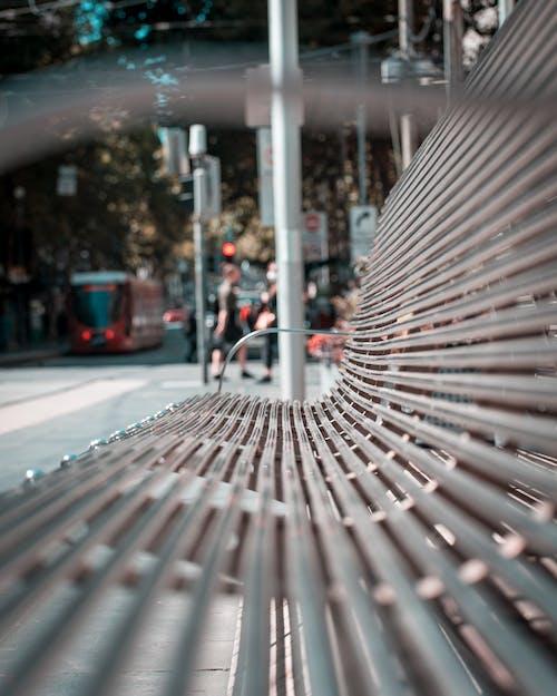 Free stock photo of australia, Bourke Street, bus stop