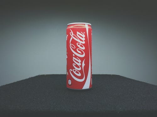 Coca-cola Soda Can