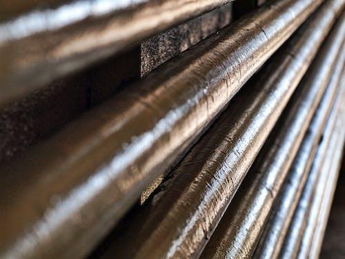 直行, 管道, 線條, 金屬 的 免費圖庫相片