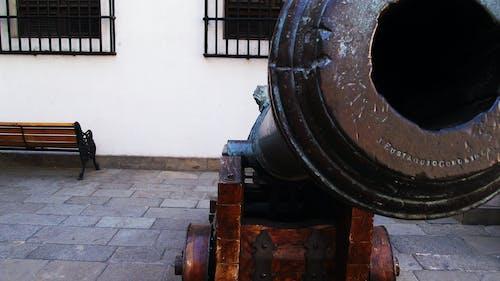 Free stock photo of cannon, gun