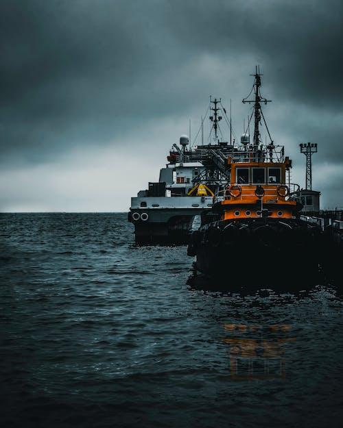 Free stock photo of sea, ship, yacht